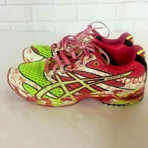 Asics Womens Gel Noosa Tri 6 Sneakers US 10 T163N